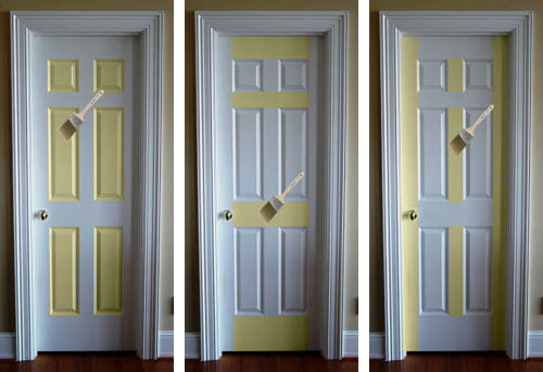 Door Painting Ideas Beauteous With Interior Door Paint Ideas Images